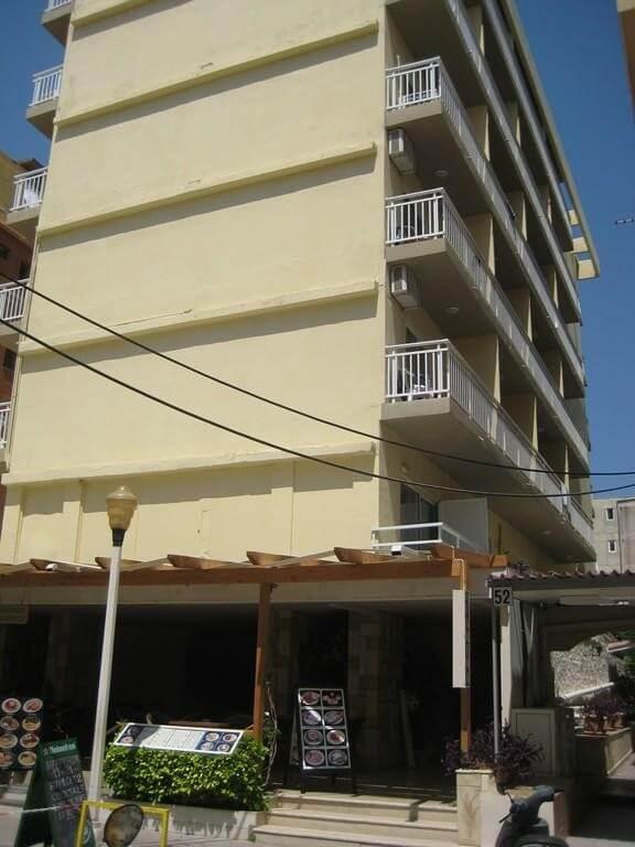 Hotel CARINA Rodos 2*