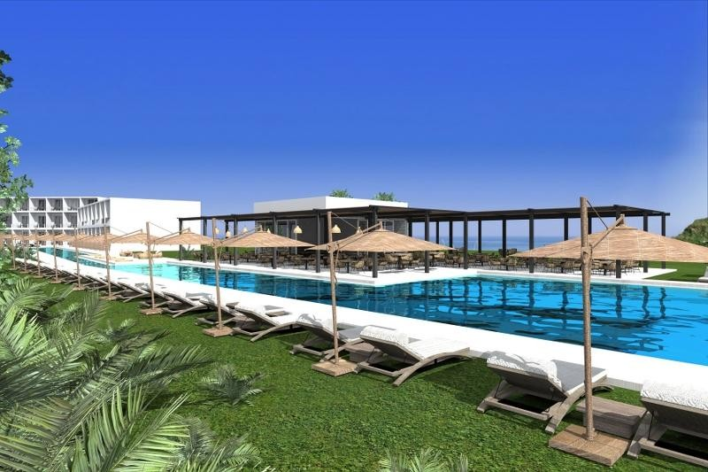 Hotel EVITA BAY Faliraki 4*