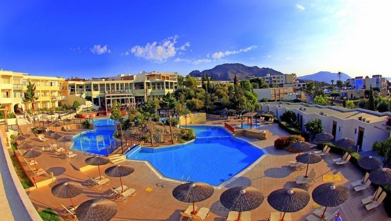 Hotel KIOTARI BAY Kiotari 4*