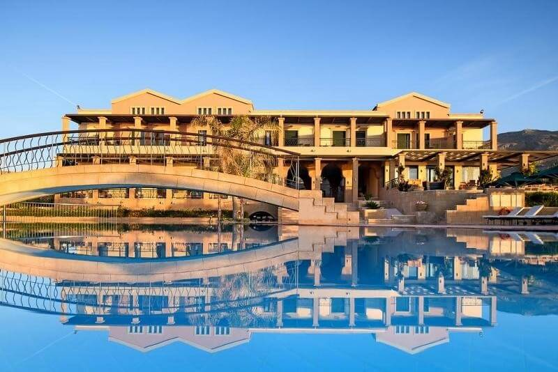 Hotel LINDOS MEMORIES RESORT SPA Lindos 5*