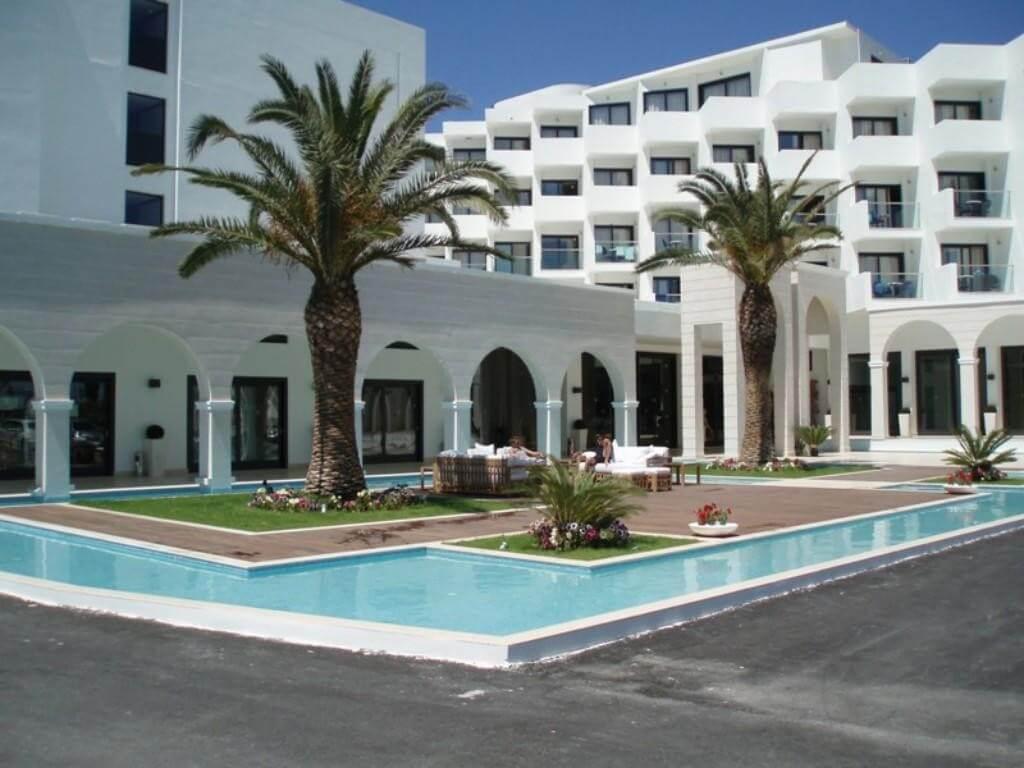 Hotel MITSIS FALIRAKI BEACH Faliraki 4*