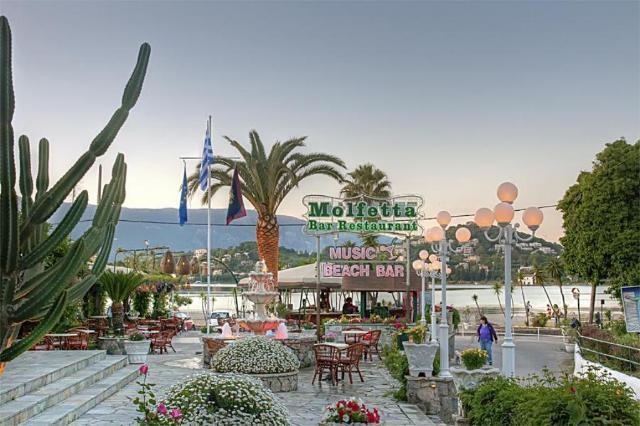 Hotel MOLFETTA BEACH Gouvia 3*