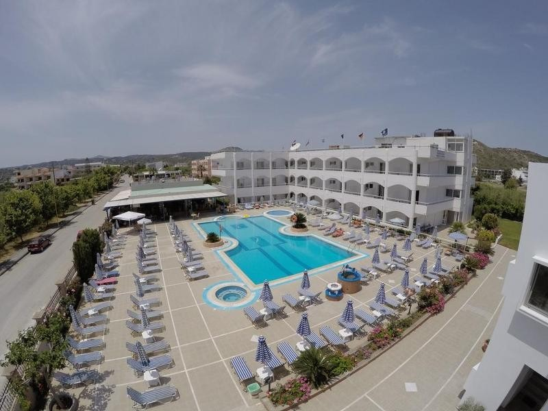 Hotel ORION Faliraki 3*