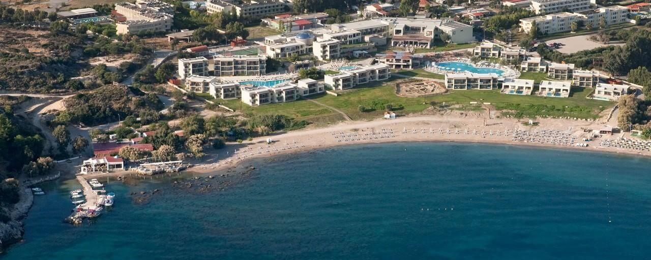Hotel SENTIDO PORT ROYAL VILLAS SPA Rodos 5*