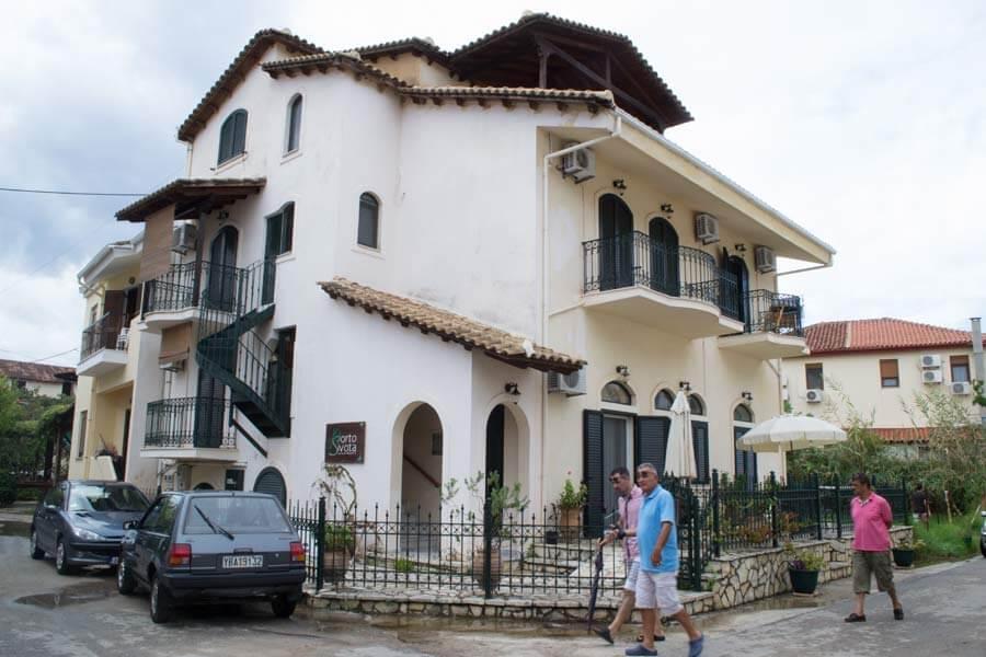 Vila PORTO SIVOTA Sivota