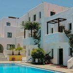 Hotel EVA SUITES Agia Marina 3*