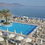 Hotel HYDRAMIS PALACE BEACH RESORT Georgiopolis 4*