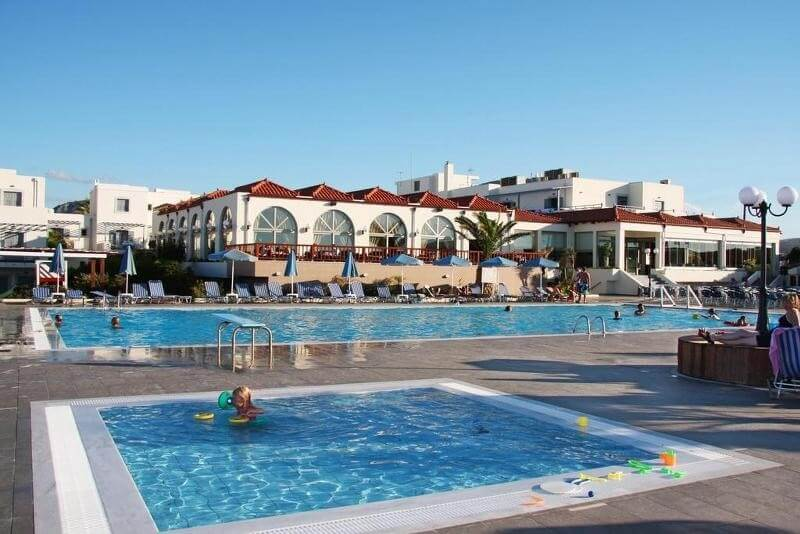 Hotel EUROPA BEACH Analipsi 4*