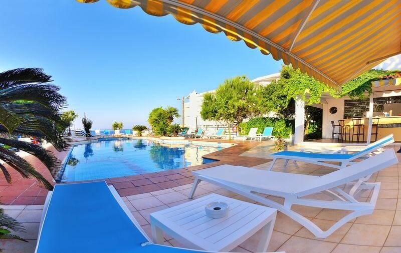 Hotel GOLDEN BEACH Hersonisos 4*