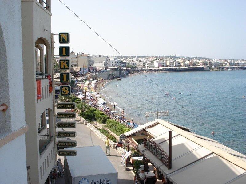 Hotel PALMERA Hersonisos 3*