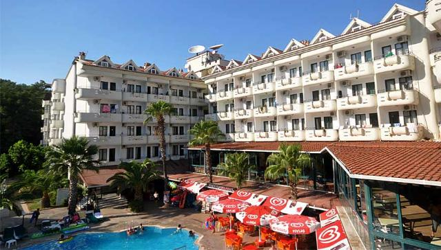 Hotel PINETA CLUB Marmaris 4*