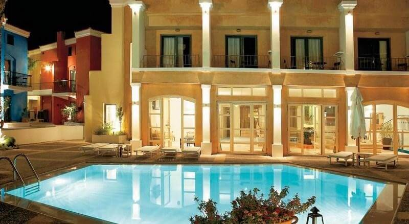 Hotel GRECOTEL PLAZA SPA APARTMENTS Retimno 4*