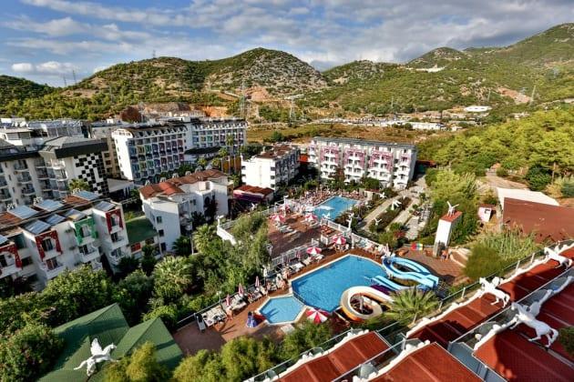 Club hotel ANJELIQ Alanja 4*