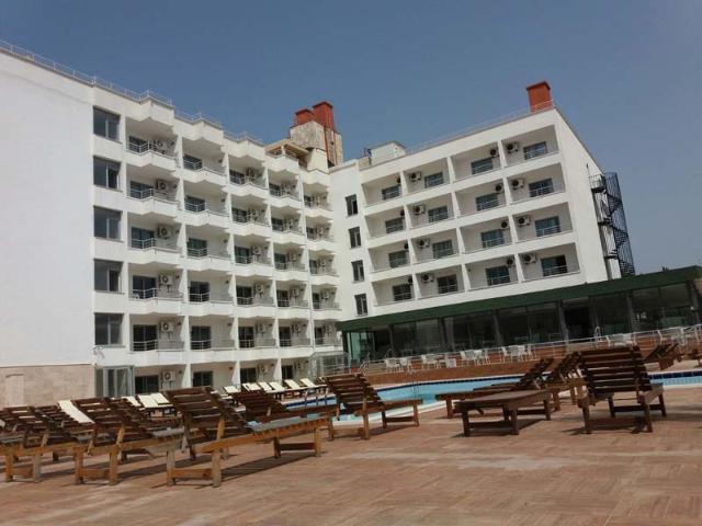 Hotel AYMA BEACH Kušadasi 4*