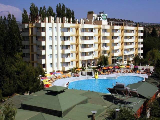Hotel FLORA SUITES Kušadasi 3*