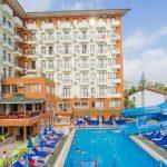 Hotel SUN FIRE Alanja Turska