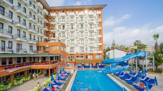 Hotel SUN FIRE BEACH Alanja