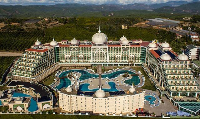 Hotel ALAN XAFIRA DELUXE Alanja 5*