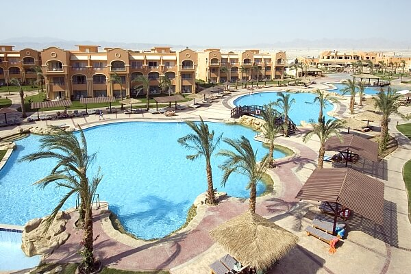 Hotel CARIBBEAN WORLD SOMA BAY RESORT Hurgada 5*