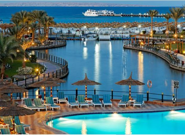 Hotel DANA BEACH RESORT Hurgada 5*