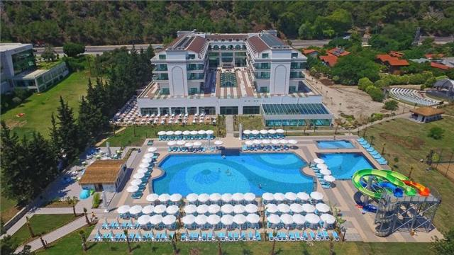 Hotel DOSINIA LUXURY RESORT Kemer 5*