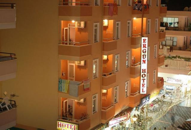Hotel ERGUN Alanja 3*