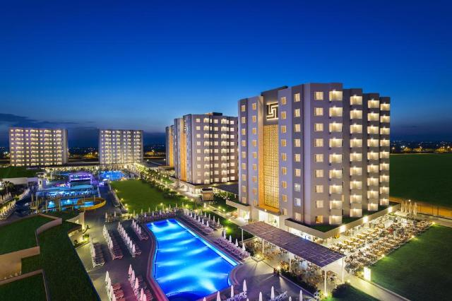 Hotel GRAND PARK LARA Antalija 4*