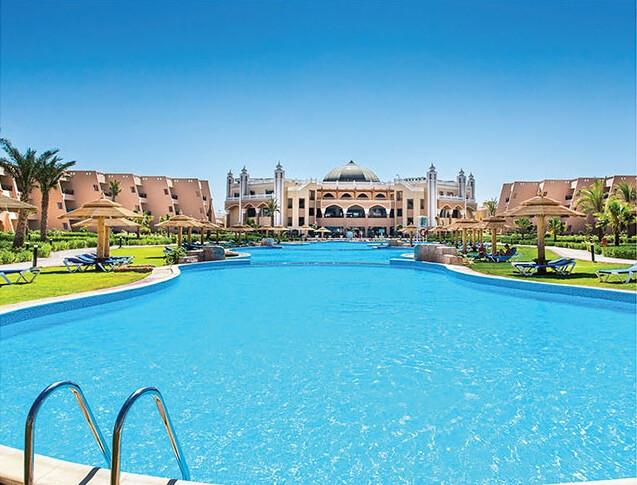 Hotel JASMINE PALACE RESORT Hurgada 5*