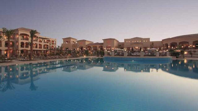 Hotel JAZ AQUAMARINE RESORT Hurgada 5*