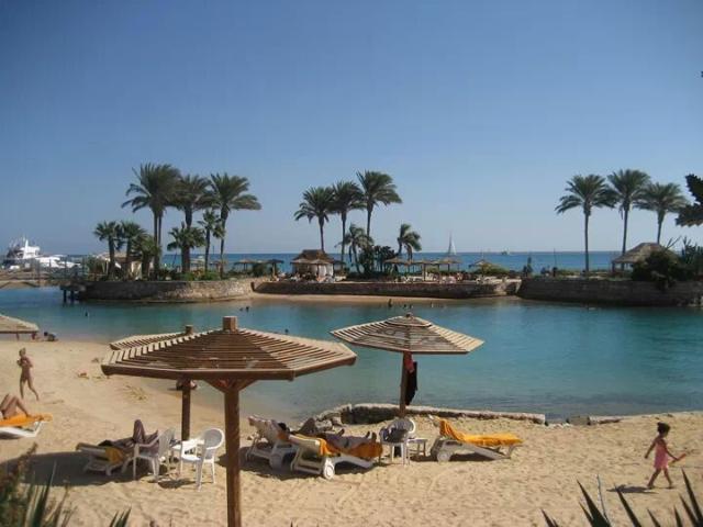 Hotel MARRIOTT HURGHADA RED SEA RESORT Hurgada 5*