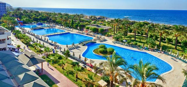 Hotel MC ARANCIA RESORT Alanja 5*