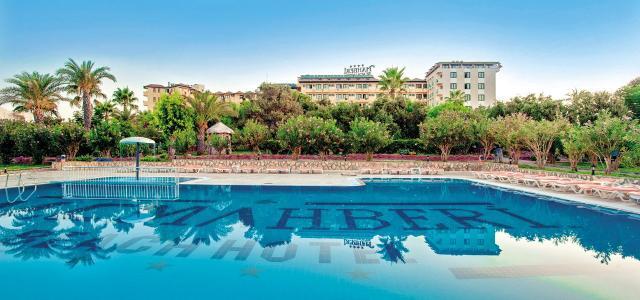 Hotel MC MAHBERI BEACH Alanja