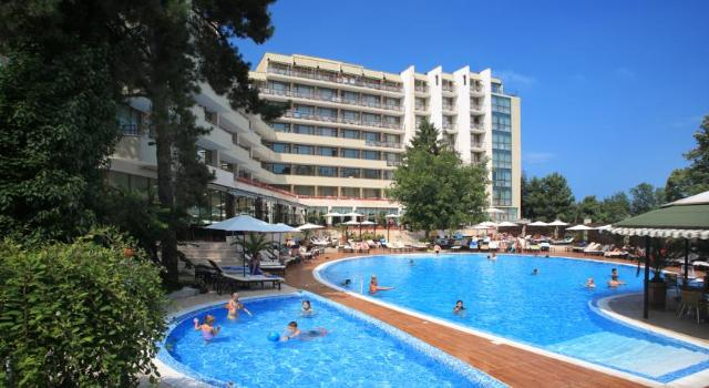 Hotel MIRABELLE Zlatni Pjasci 4*