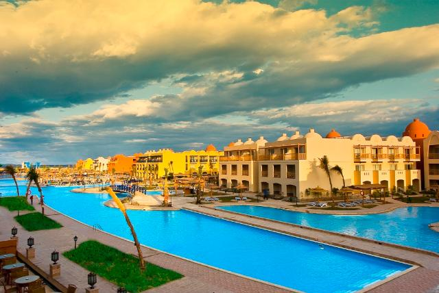 Hotel TITANIC BEACH Hurgada 5*