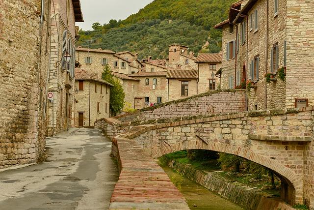 Umbrija Italija