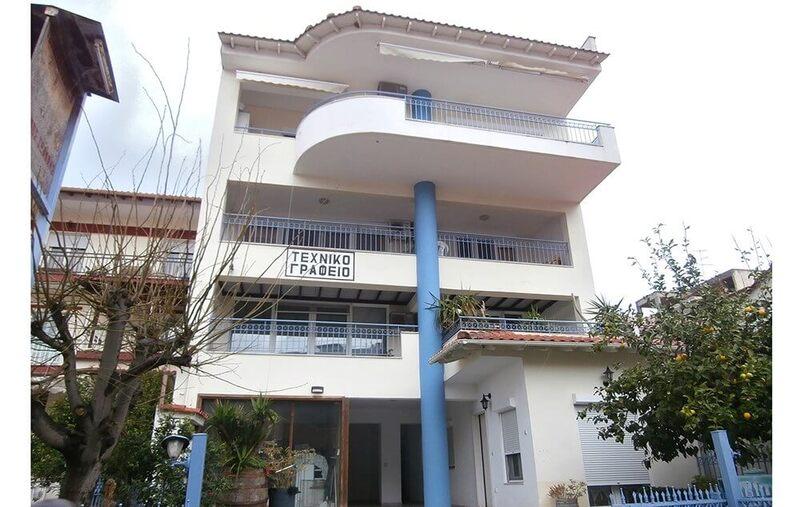 Vila ZEPOS Neos Marmaras