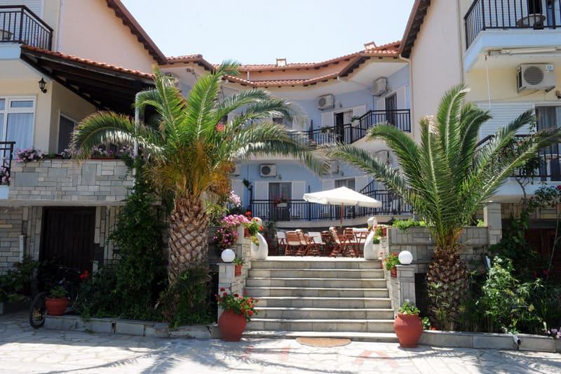 Hotel AMMOUILIANI Amuljani
