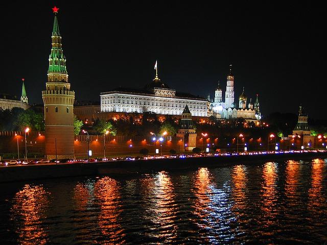Nova godina MOSKVA