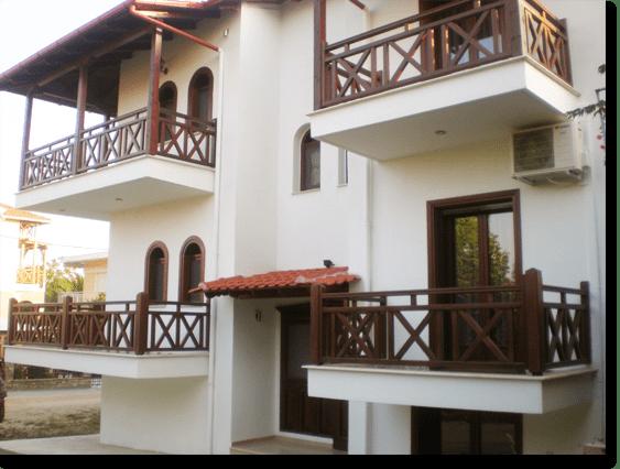 Vila SARANDOS Amuljani