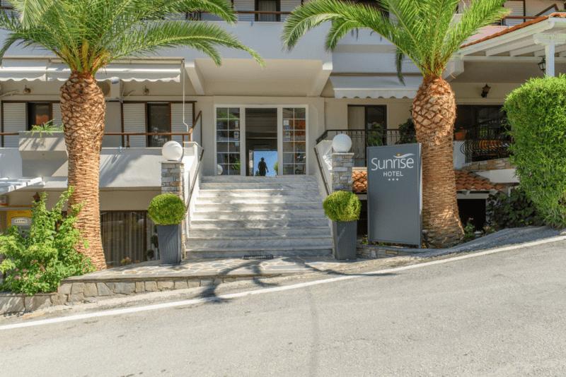 Hotel SUNRISE Amuljani