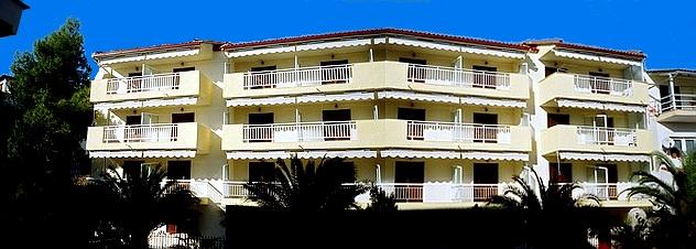 Vila PARTHENON Neos Marmaras