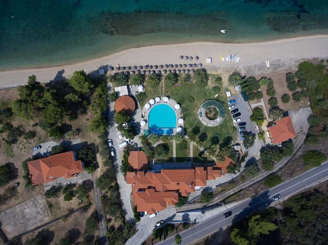 Hotel LILLY ANN BEACH Akti Elias