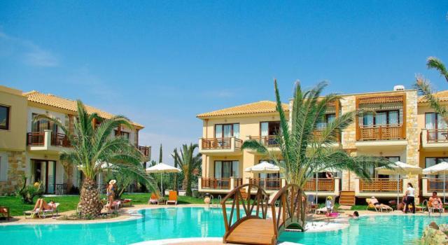 Hotel MEDITERRANEAN VILLAGE Paralia
