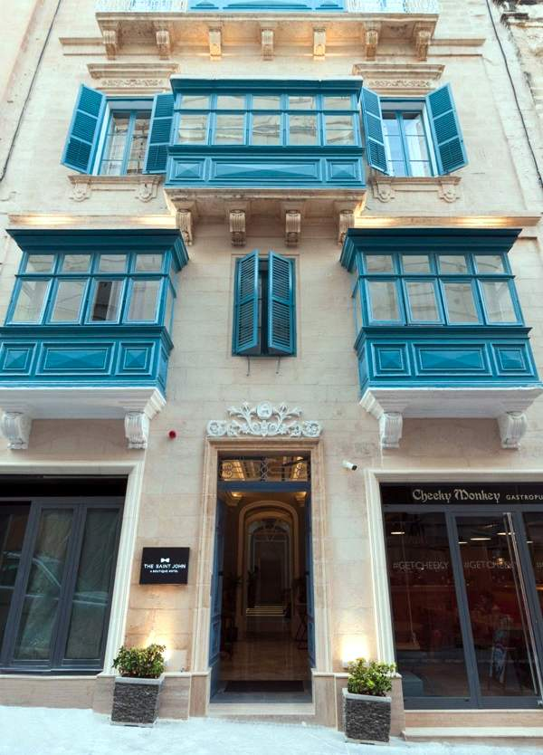 Hotel THE SAINT JOHN BOUTIQUE Valeta