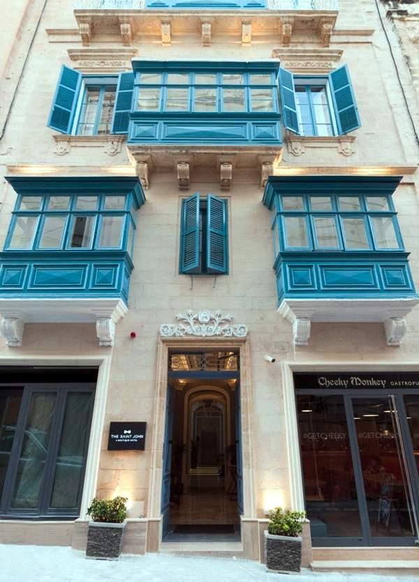 Hotel THE SAINT JOHN BOUTIQUE Valeta