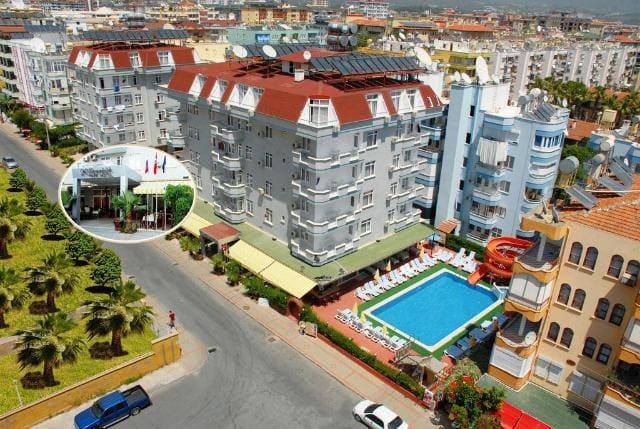 Hotel ALANYA RISUS PARK Alanja