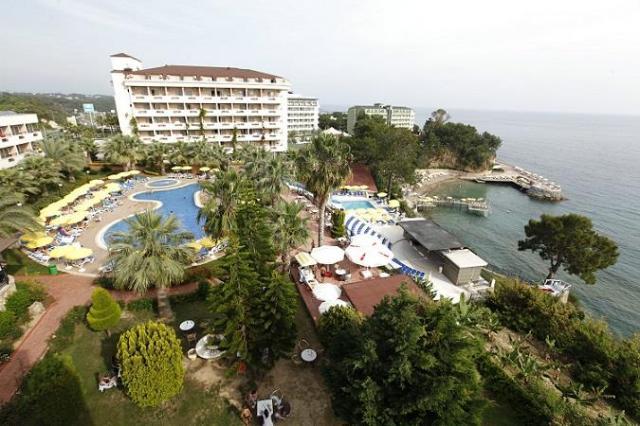 Hotel ASKA BAYVIEW Alanja