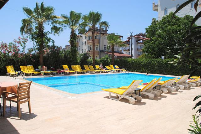 Hotel BEYAZ SARAY Side