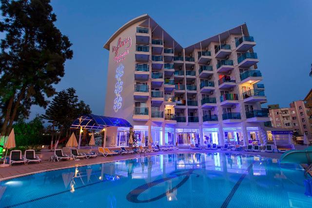 Hotel INFINITY BEACH Alanja