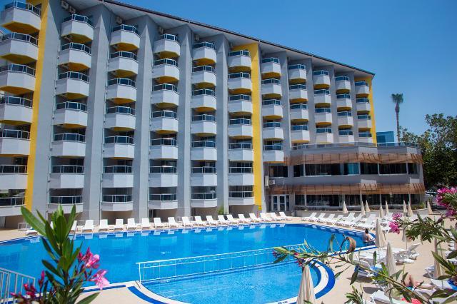 Hotel SIMPLY FINE ALIZE Alanja